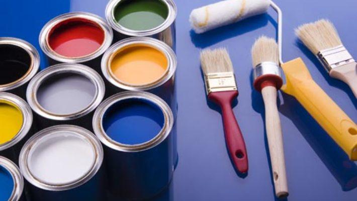 Nên dành thời gian cho sơn bay hơi trước khi chuyển vào sống